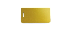 "BKLT235R - Luggage Tag 2"" X 3-1/2"""