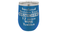 CAMEL12 - 12 Ounce Insulated Stainless Tumbler