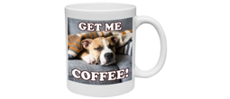 MUGR - Coffee Mug, 11 oz.