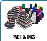 Pads and Inks