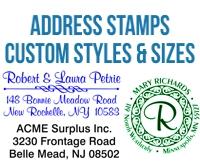 Address - Art Stamps