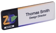 "NBS13 - Dye Sub 1""x3"" Full Color Name Badge"