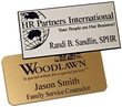 "NBL23 - Logo Engraved Name Badge 2""x3"""