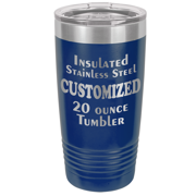 CAMEL20 - 20 Ounce Insulated Stainless Tumbler