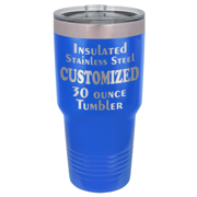 CAMEL30 - 30 Ounce Insulated Stainless Tumbler